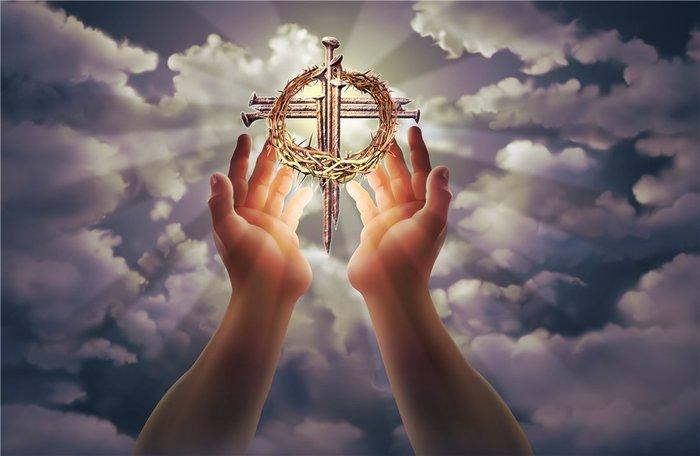 Стихи о Боге. Боже с нами, Боже свят