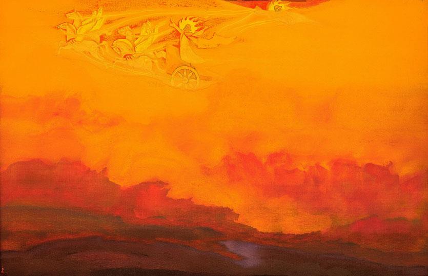 Стихи о природе. Илья-пророк