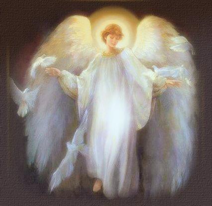 Стихи о жизни. Ангел небесный хранит