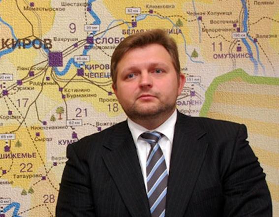 Никита Белых пойдет на выборы самовыдвиженцем