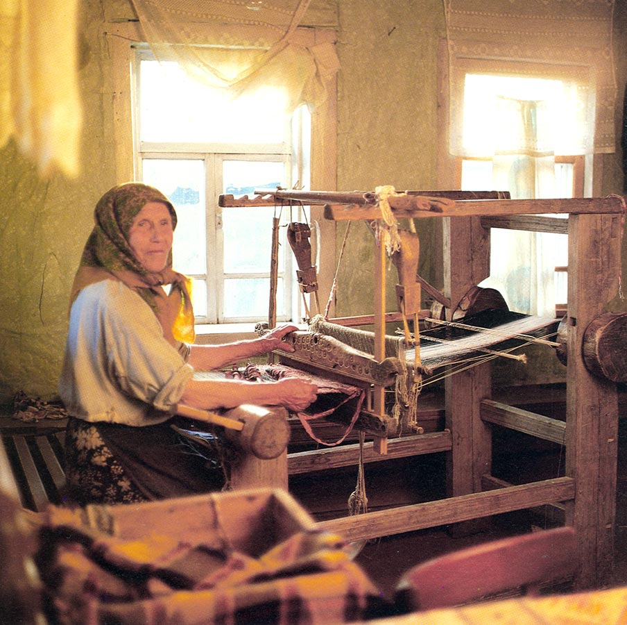 Льноводство в Вятской губернии