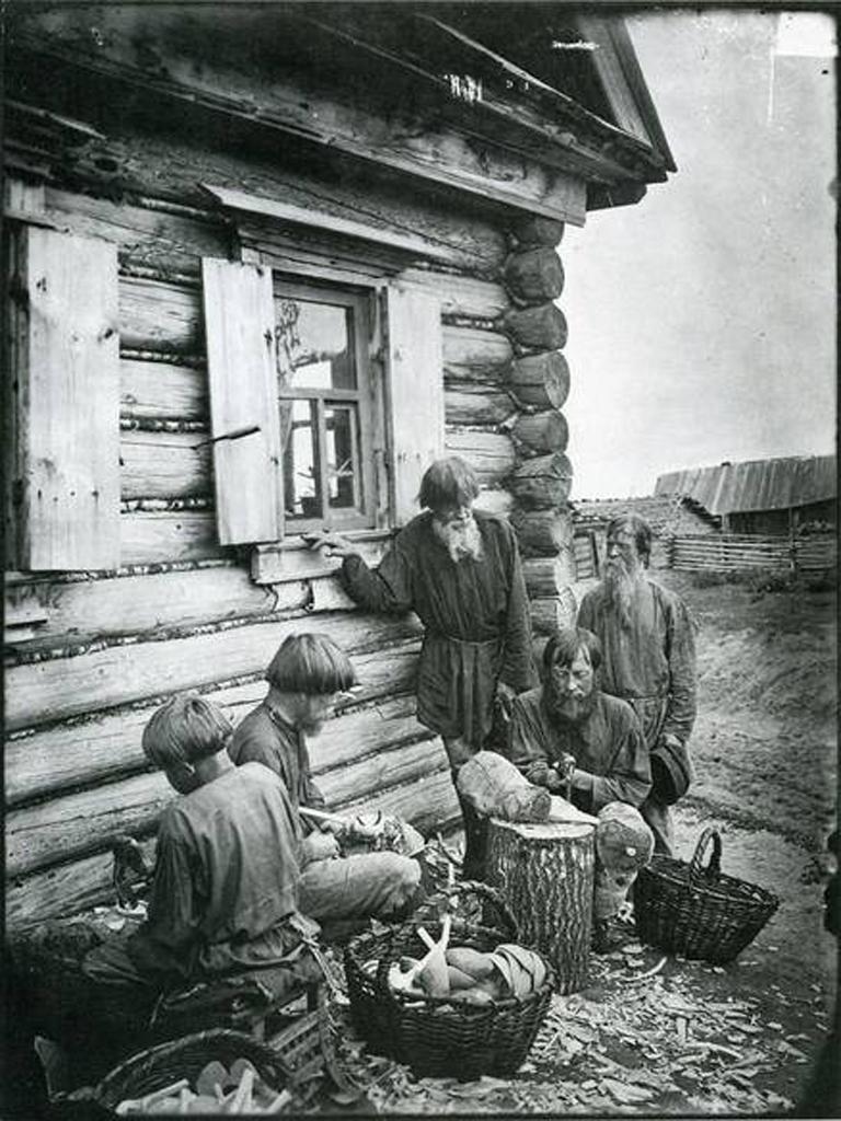 Вятский народ хватский