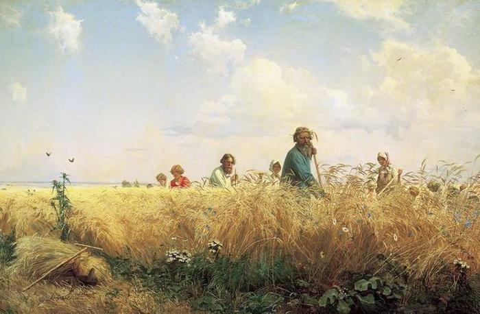 На Вятской земле мирно уживались русские, черемисы и вотяки