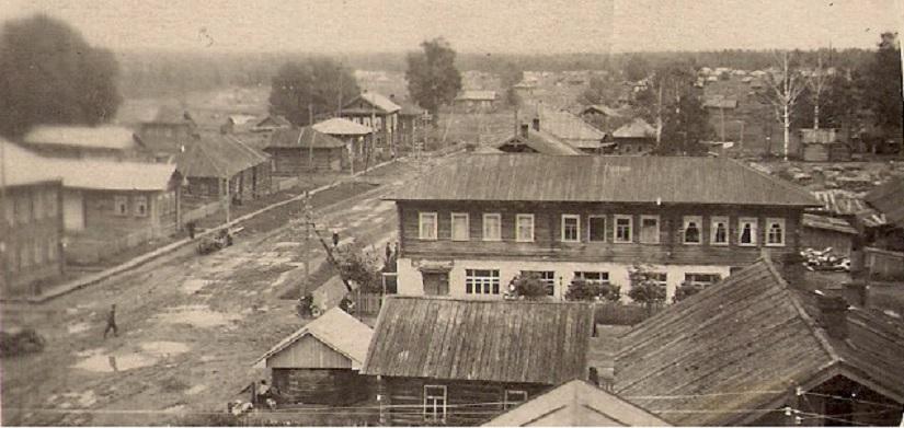 Село Новотроицкое в Шабалинском крае