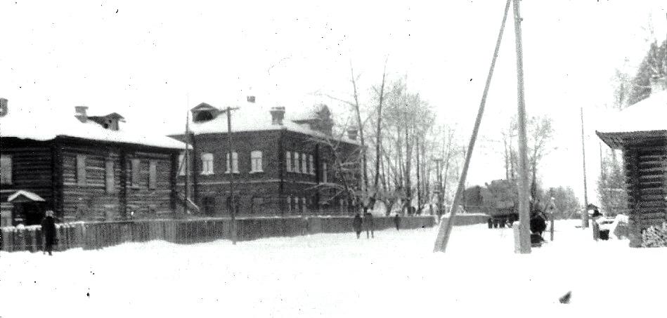 Информация краеведа о церкви и школе в селе Новотроицкое Шабалинского района