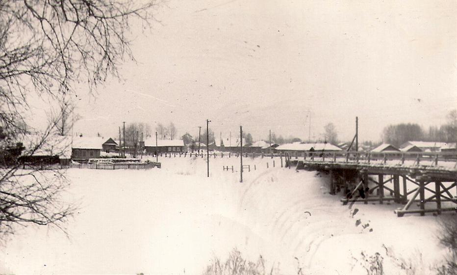 23 с Новотроицкое 1978г вид на заречную сторону ул Созинова