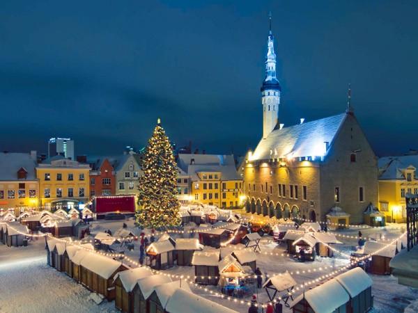 Средневековая красота Таллинна, город для души!