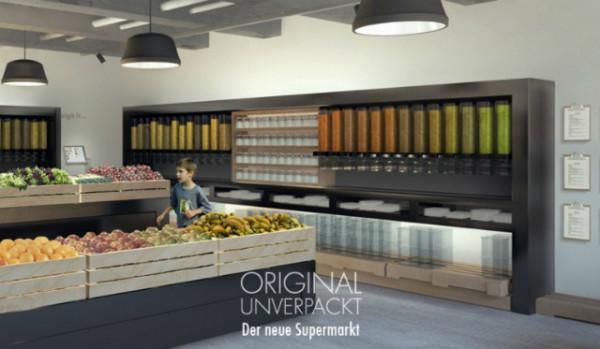 Первый экологический супермаркет откроется в Германии