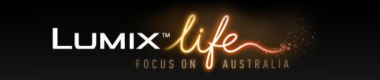 Lumix Life фокус на Австралии