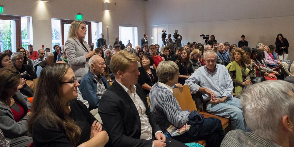 Российский посол в Стенфорде вместе с Макфолом: технологии, Украина и девушки
