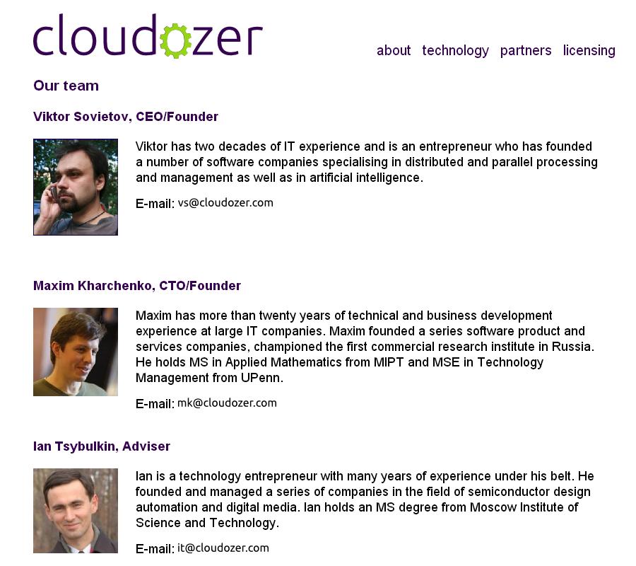 cloudozer_screenshot