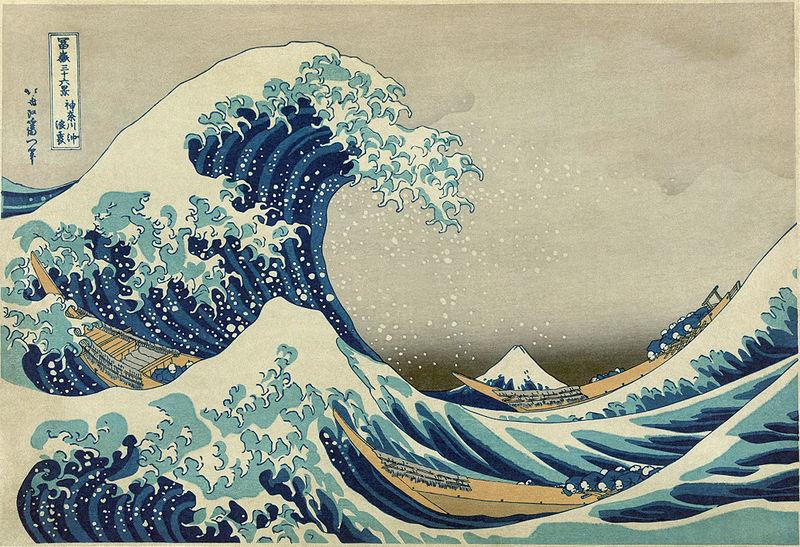 Волна Хокусая_