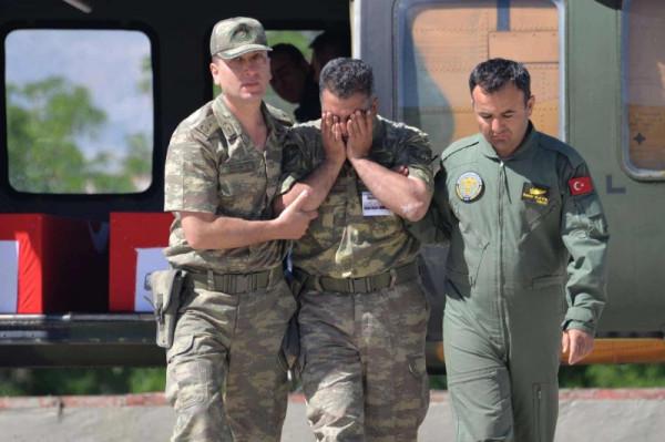 Первые турецкие потери в Ливии