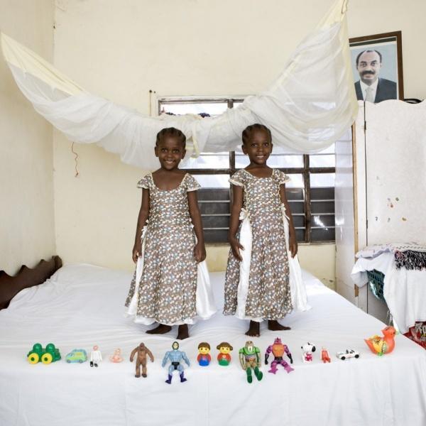 Арафа и Аиша — Бубубу, Занзибар