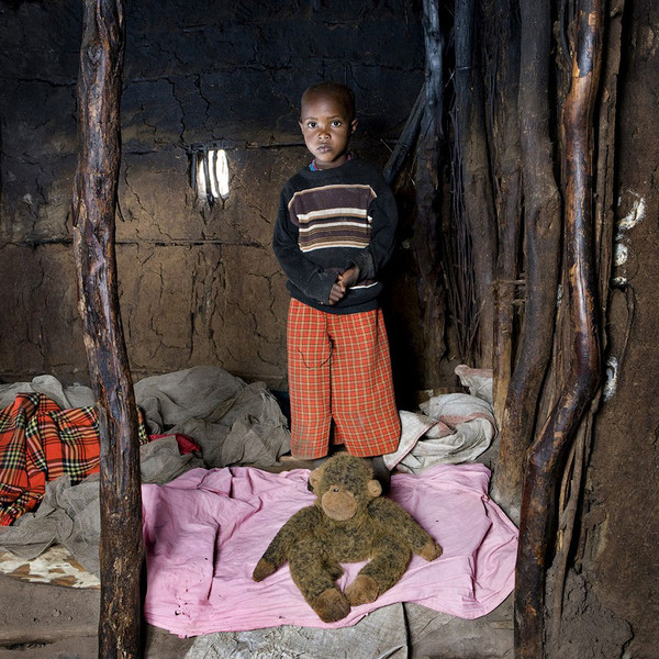 Тангавизи - Кикорок, Кения
