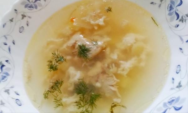 лохматый суп -раз