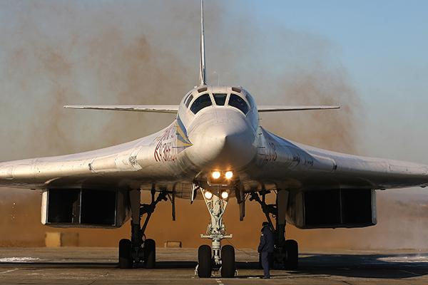 Training TU 160