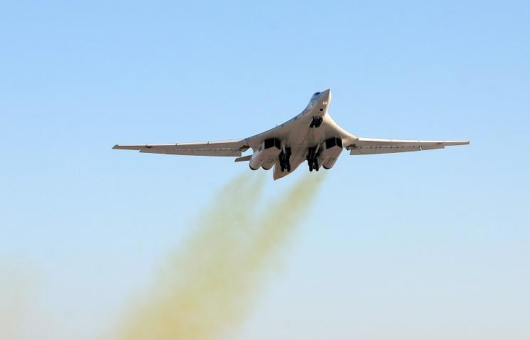 Training TU-160