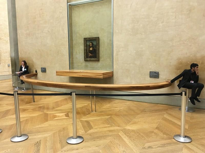 Louvre Is Empty