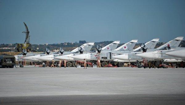 Latakia Rus Base