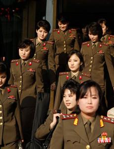 Northkorean Women 1