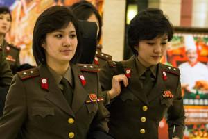 Northkorean Women 2
