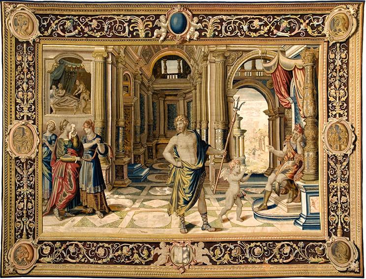 Splendor Tapestry 2
