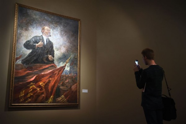 Manezh exhibition Romantic Realism. Soviet Art of 1925-1945