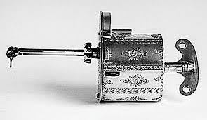Bormachine 19 century