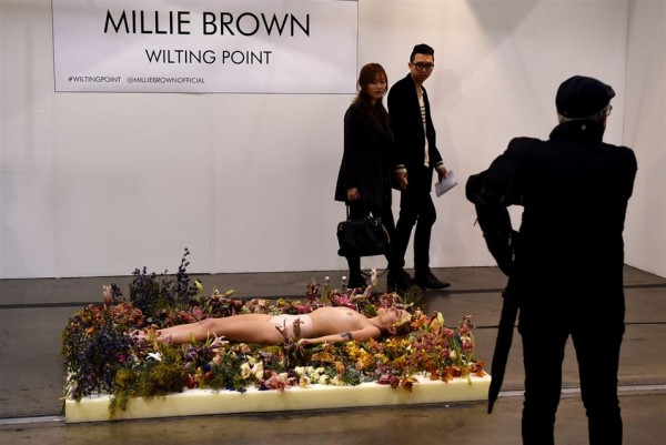Wilting Point by Millie Brown