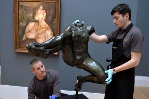 Rodin's Iris 1