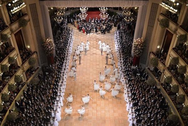 Vienna Opera Ball Feb 4 2016