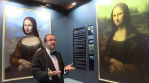 Mona Lisa Pascal Cotte