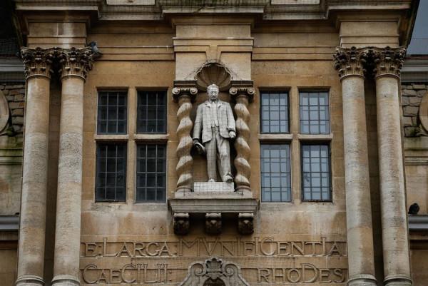 Oxford Oriel College Cecil Rhodes