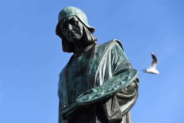 Bosch's Sculpture in Den Bosch