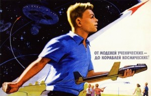 Soviet Space Posters 1