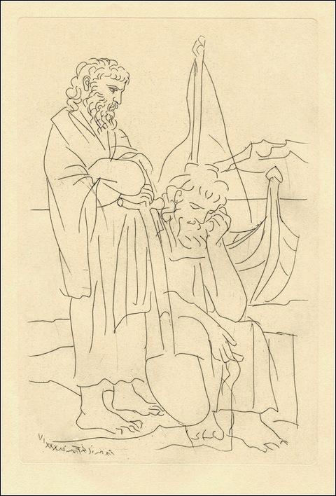 Picasso as Illustr 3