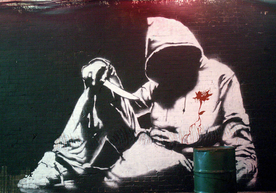 Banksy Hood