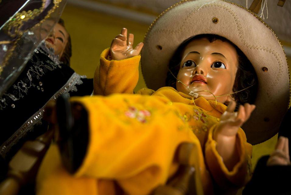 Baby Jesus Quito Ecuador