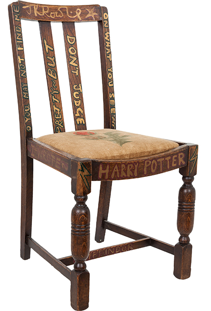 Chair of Rowling