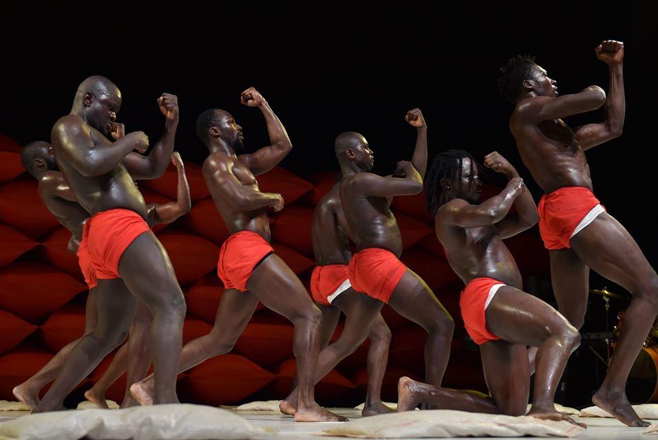 Burkina Faso's Dancers