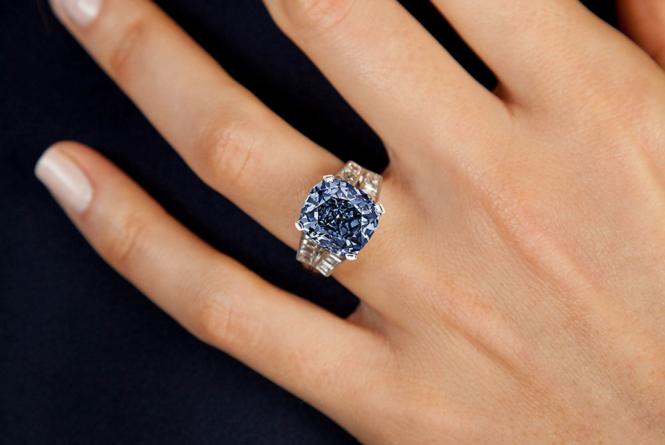 Blue Diamond by Shirley Temple