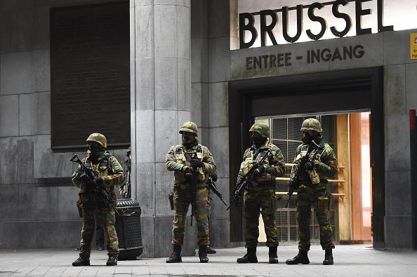 Brussel March 22 2016