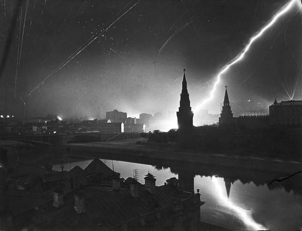 Moscow July 29 1941