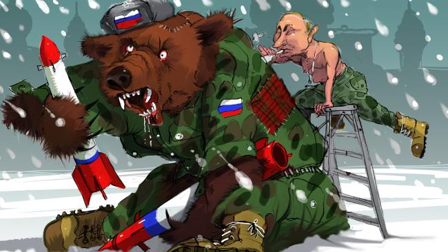 West Prop Rus Bear 1