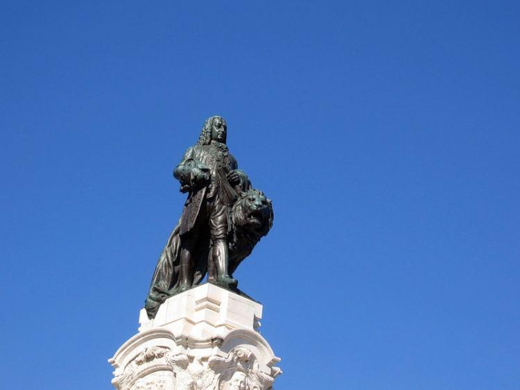 Statue of Marques de Pombal