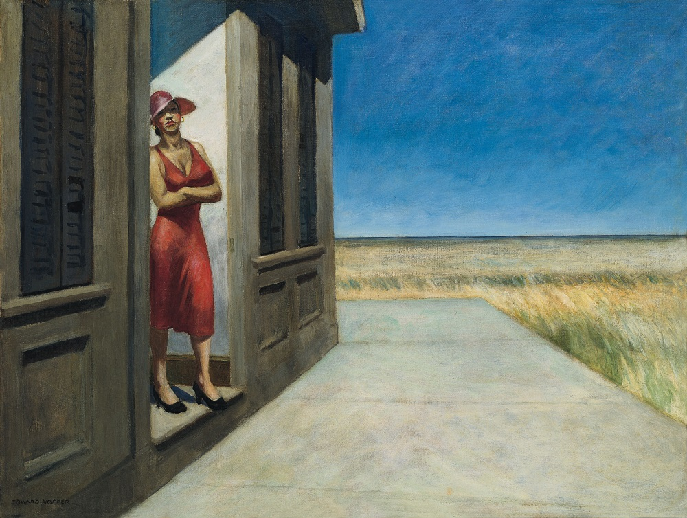 EdwardHopper South-Carolina-Morning