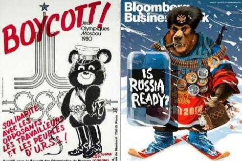Boycott 1980, 2014