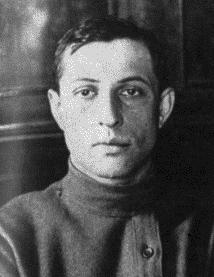 Leonid Cannegiser 1896-1918