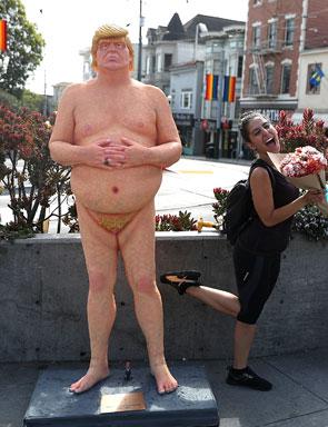 D Trump Nude  1